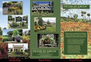FieldsOfGreen Brochure outside
