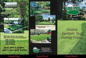 LandPro Brochure outside