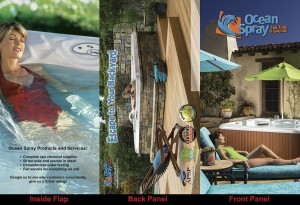 OceanSpray Brochure outside