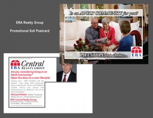 ERA Realty Group 6x9 Postcard