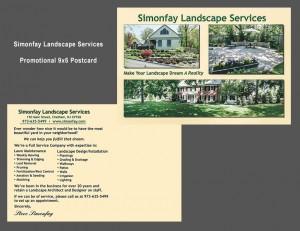 Simonfay 6x9 Postcard