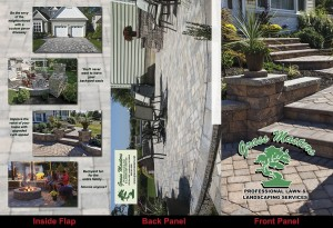 GrassMasters Brochure outside