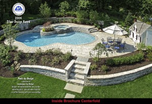 Pools by Design Centerfold